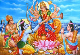 lord-Raam-mother-durga