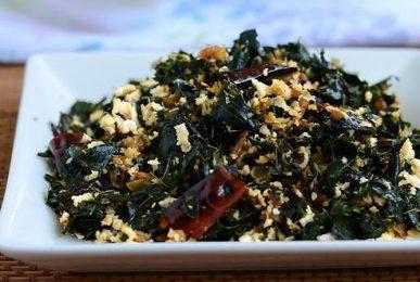 Moringa herbs curry