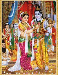 parvati-shiva wedding