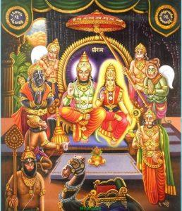 suvarchala-hanuman wedding